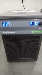 Polyscience Whispercool Refrigerated Recirculating Chiller 6350tb1sp30e