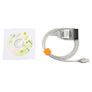 For Bmw K Dcan Obd2 Usb Cable Inpa Ediabas Ncs Expert Ista Winkfp Ftdi Ft232rl