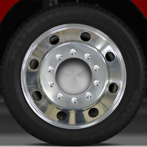 19 5x6 Factory Front Wheel full For 2005 2008 Ford F 550 Super Duty