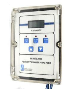 Alpha Omega Instruments Percent Oxygen Analyzer series 2000