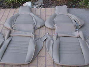 Porsche 944 Leather Seats In Stock | Replacement Auto Auto Parts