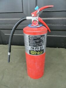 Fully Charged Ansul Sentry Dry Chemical Fire Extinguisher A10h 10 Lbs