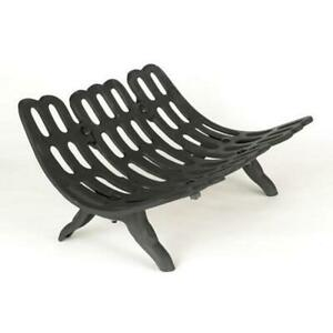 Fireplace Grate Sampson Cast Iron Large 46024