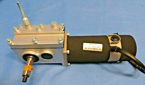 Asi Worm Drive Adl290 2 Right Angle Gear Motor 24v 141 Rpm Wheelchair Scooter