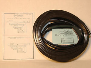 1967 1969 Chevrolet Camaro 4 Leaf Precut Spring Liner Set With Instuctions
