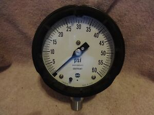 Solfrunt Us Gauge 0 To 60 Psi Pressure Gauge 4 1 2 New No Box 150024x