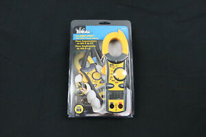Ideal 61 744 Clamp pro 600 Aac Clamp Meter New