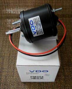Vdo Pm354 Universal Heater A c 12 Volt Blower Motor Hot Street Rod Ford Chevy