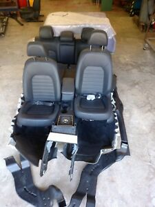 Vw Passat 2013 Front Rear Seat W Carpet Console Street Rod Seats