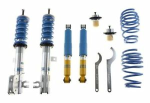 Bilstein B14 pss 12 Fiat 500 Front Rear Performance Suspension Kit