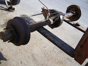 Ford Rear Dana 70 35 Spline
