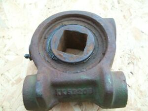 John Deere Rwa Disc Used Disc Shaft Bearing Assembly Good Condition