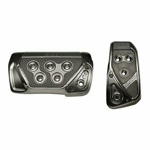 Carmate Pedal Set For Vehicles Razo Gt Spec At ss Prius Hasura Other Chromiumf s