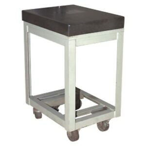 Standard Surface Plate Stand You Choose Size Granite Plate Not Included