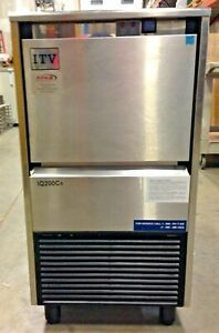 Itv Ice Makers Ice Queen 200c Air Granulated Ice Machine