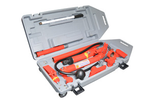 Xl Tool 10 Ton Porta Power Body Frame Repair Kit With Carry Case