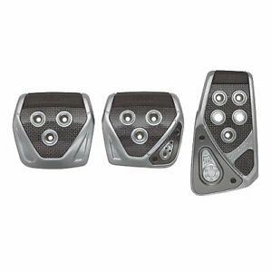 Carmate Pedal Set For Vehicles Razo Gt Spec Mt s Skyline Other Cubbon Silva Rf s