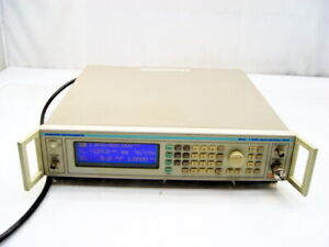 Marconi Instruments 2023 Signal Generator 9khz To 1 2ghz