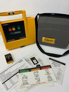 Medtronic Lifepak 500t Aed Training System