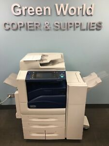 Xerox Workcentre 7845 Color Multi function Prints Up To 11x17 Meter 92k