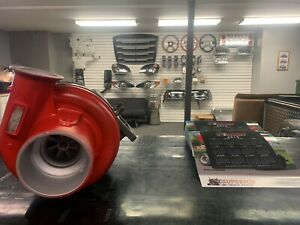 Isx Turbo Re built With Oem Parts