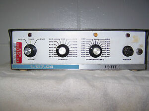Vintage Unitek 1 137 04 Thermo Compression Resistance Welder