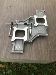 Linkage gasket Stainless Bolt Combo Pac Fits The Offenhauser 360 Cross Ram
