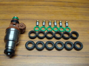 Fuel Injector Seal Filter O Ring Service Kit For Mitsubishi 3000gt Stealth