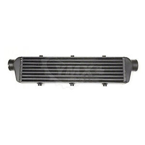 New Aluminum Black Bar plate Intercooler Front Mount Turbo 27 x5 5 x2 5