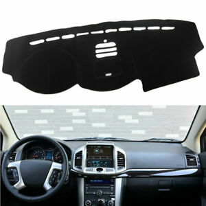 Dash Mat Dashboard Dashmat Sun Cover Pad Carpet For Chevrolet Captiva 2012 2015