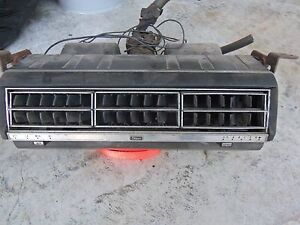 Vintage Sears Under Dash Air Conditioner Unit Used