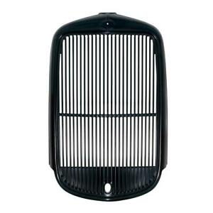 United Pacific B21340 Radiator Grill Shell 1932 Ford Truck Black