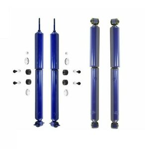 For Jeep Grand Cherokee 1999 2004 Front Rear Shock Absorbers Kit Monroe