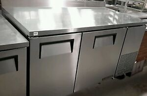 True Twt 60 32 Two Section Refrigerated Work Top Counter