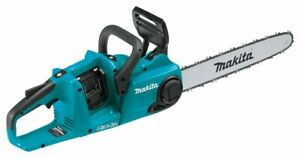 New Makita Usa Xcu04z 18v X2 Brushless Cordless Chainsaw