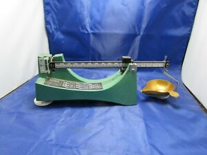 VINTAGE RCBS 5-0-2 502 Precision Reloading Scale by Ohaus