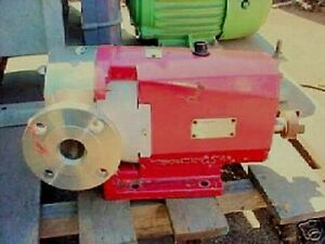 1 5 Inch Stainless Steel Rotary Lobe Displacement Pump Lobeflo