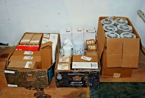 Assortment Of 47 Hydraulic And Oil Filters