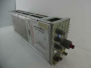 Tektronix 7b92a Dual Time Base Module