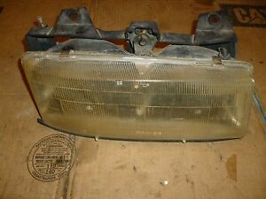 Used 1989 Chevrolet Corsica Right Head Light Assembly