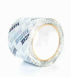 Construction Tape Seaming 3 X 55y 72mmx50m buy 16 Rolls In 1 Lot