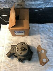 Nos Mcquay Norris 53 54 Chevrolet 235 Bel Air 53 54 55 Corvette Water Pump Truck