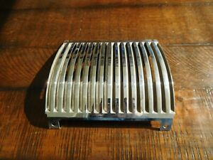 1949 Chevrolet Delivery Panel Truck Dash Speaker Grill Cover 1950 Gm 3688134 Nos