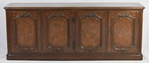 Baker Furniture French Style Credenza Buffet Sideboard