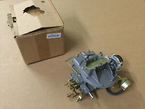 Ford 2 Barrel Carburetor Electric Choke Mustang Jeep Truck New