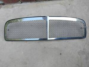 2006 2010 Dodge Charger Custom Stainless Steel Mesh Grille