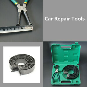 1set Car Repair Tools Piston Ring Disassembly Widening Assembly Pliers Widened
