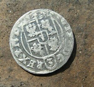 Ancient Medieval Silver Coin
