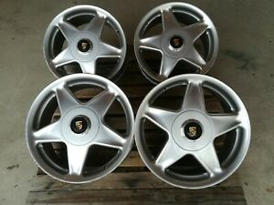 Genuine 17 Speedline Mistral Porsche 944 911 964 Wheels
