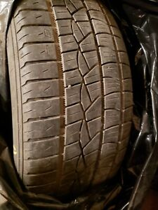 Continental Contiprocontact 235 50 18 Used 97v Set Of 4 Tires One Tire Is Worn